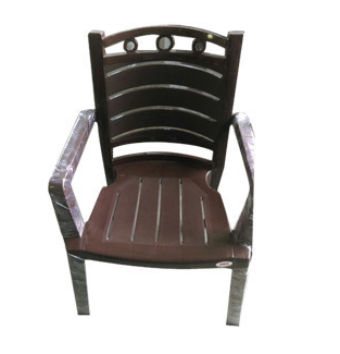 AMUL KING CHAIR BROWN