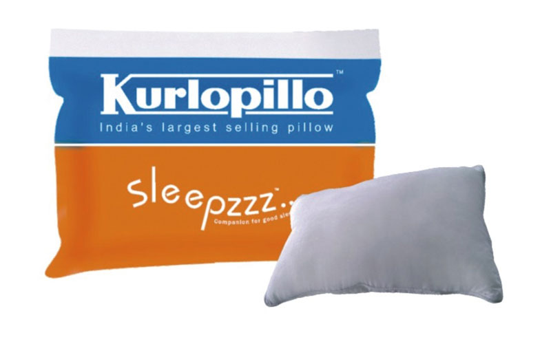 KURLON SLEEPZZ PILLOW