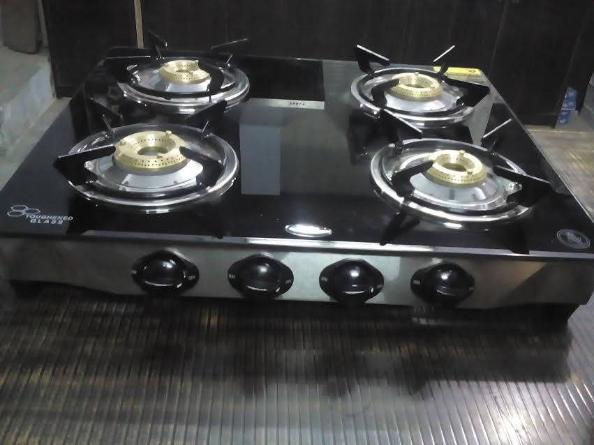 NEEDX 4 BURNER COOK TOP