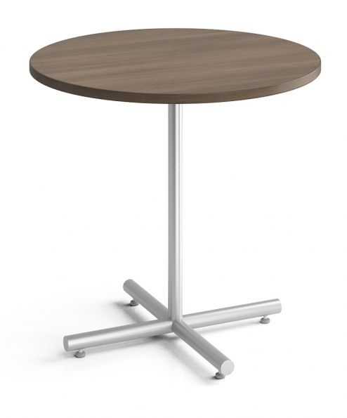 RICHFEEL ROUND 3' WOODEN TOP TABLE