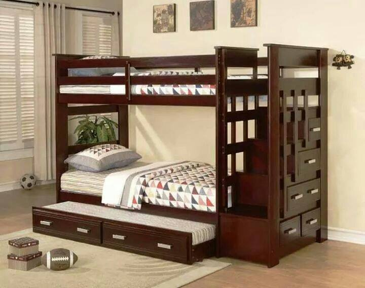 RICHFEEL BUNK BED 1