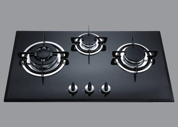 SLEEK GABRIEL HOB GLASS