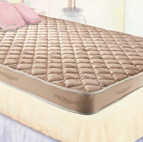 RICHFEEL Ruby quilted coverd faom mattresses 5""