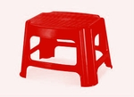 NILKAMAL STOOL STL 05 RED