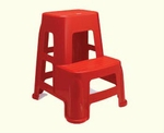 NILKAMAL STOOL STL 21 RED